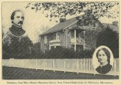 General and Mrs. Henry Hastings Sibley home