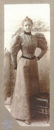 Elsie Throop Sibley Peabody