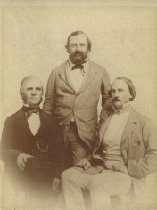 Ebenezer, Henry and Alexander Sibley